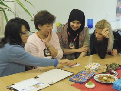 Conversatielessen in Delft